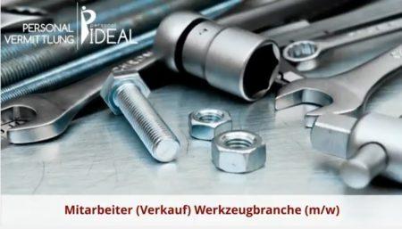 Werkzeugverkauf